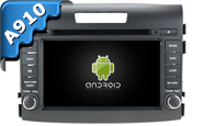 Android 9.0 For HONDA CRV 2012-2014 (W2-RVF7659)