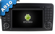 Android 9.0 For MERCEDES-BENZ ML-W164/GL-X164 (W2-RVF7608)