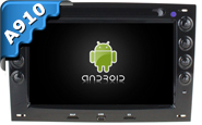 Android 9.0 For RENAULT MEGANE 2003-2008 (W2-RVF7656)