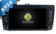 Android 9.0 For SKODA OCTAVIA 2009-2015 (W2-RVF7673)