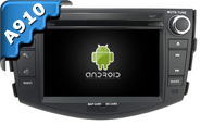 Android 9.0 For TOYOTA RAV4 2009 (W2-RVF7665)