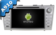 Android 9.0 For TOYOTA CAMRY 2007-2010 (W2-RVF7629)