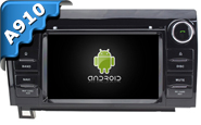 Android 9.0 For TOYOTA TUNDRA (2007-2013) SEQUOIA(2008-2015) (W2-RVF7626)