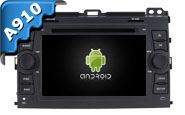 Android 9.0 For TOYOTA PRADO 120 (W2-RVF7640)