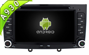Android 9.0 For PEUGEOT 408 2010-2011 (W2-RD7647B)