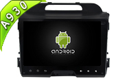 Android 9.0 For KIA SPORTAGE 2010-2014 (W2-RD5328)