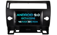 Android 9.0 For CITROEN C4 (W2-RV5691B)