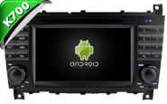 Android 10 For MERCEDES-BENZ C CLASS (W2-KS6811)