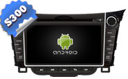 Android 9.0 For HYUNDAI i30 (W2-RL156)