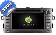 Android 9.0 For TOYOTA AURIS 2007-2011 (W2-RL028)