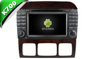 Android 10 For MERCEDES-BENZ S CLASS (W2-KS6814)