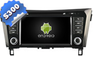 Android 8.1 For NISSAN QASHQAI/X-TRAIL/ROGUE (W2-RL353)