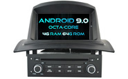 Android 9.0 For RENAULT MEGANE II 2005-2009 (W2-RVF5522)