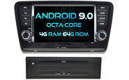 Android 9.0 For SKODA Octavia 2013 (W2-RVF5520)