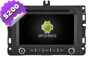 Android 8.0 For DODGE RAM1500 (W2-W286)