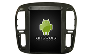 Android 8.1 For TOYOTA LAND CRUISER 1999-2002 (TZ1268X)