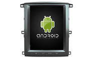 Android 8.1 For TOYOTA LAND CRUISER 100 2003-2007 (TZ1301X)