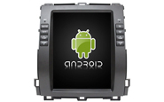 Android 8.1 For TOYOYA PRADO 2002-2009 MIDDLE/LOW (TZ1116X-1)