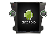 Android 8.1 For TOYOTA HIGHLANDER 2009-2012(AMRICA VERDION) (TZ1225X-2)