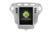 Android 8.1 For FORD MONDEO 2007-2010 SILVER (TZ1119XS)