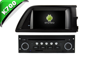 Android 9.0 For CITROEN C5 (W2-K2999-2)