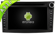 Android 10 For SUBARU LEGACY (W2-RDT5780B)