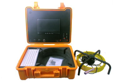 WITSON Full HD High Resolution Sewer Inspection Camera System with Wifi Optional
