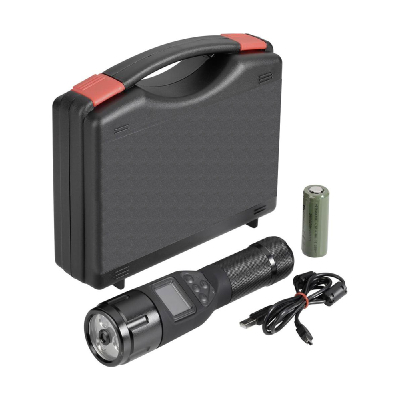 Witson Waterproof Flashlight Torch Video Camera with DVR