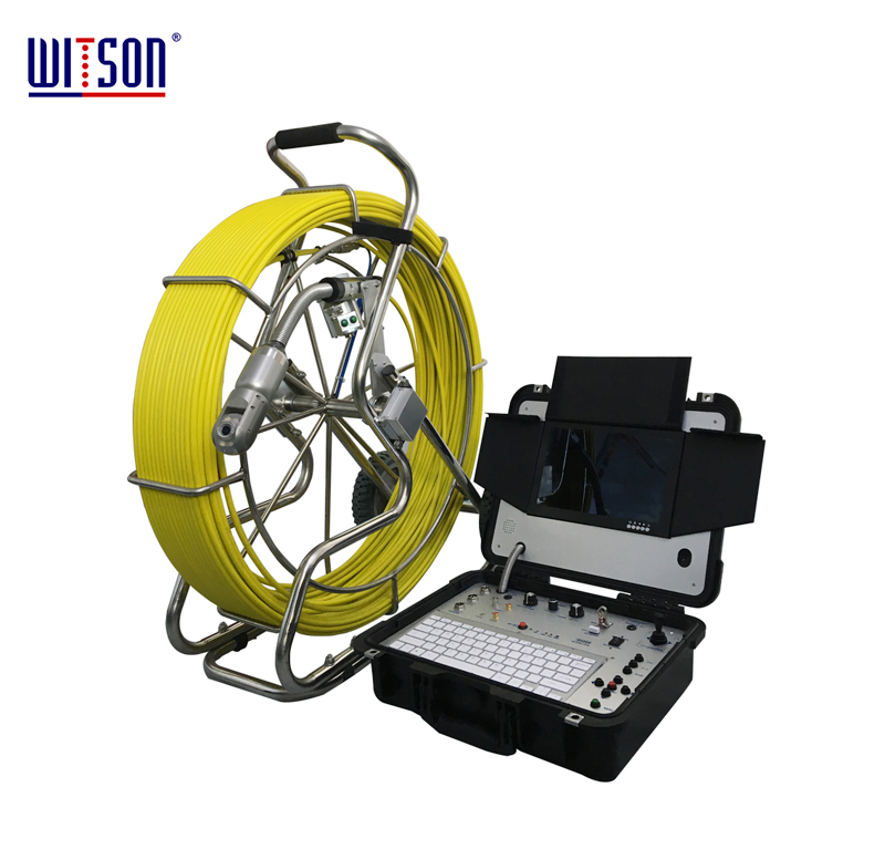 Witson AHD Pan Tilt Sewer Pipe Inspection Camera
