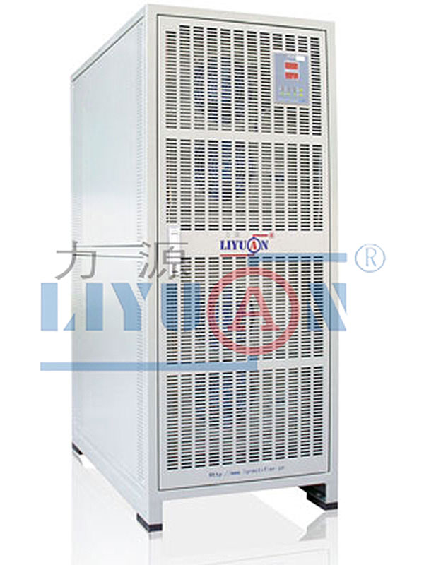 High frequency switch-mode rectifier-High power air cooled high frequency switch-mode rectifier