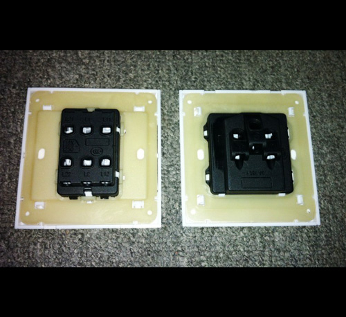 Plastic socket parts…