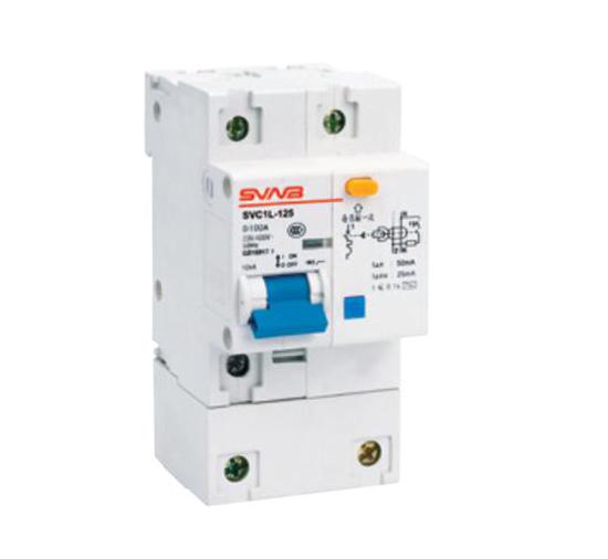 SVC1L-125 系列小型漏電斷路器