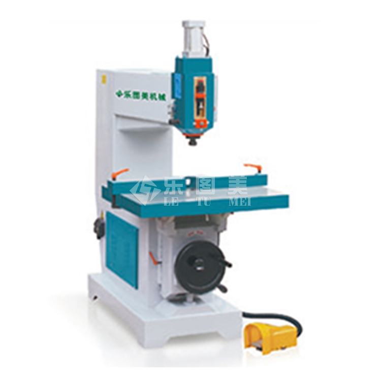 Woodworking boring and milling machines