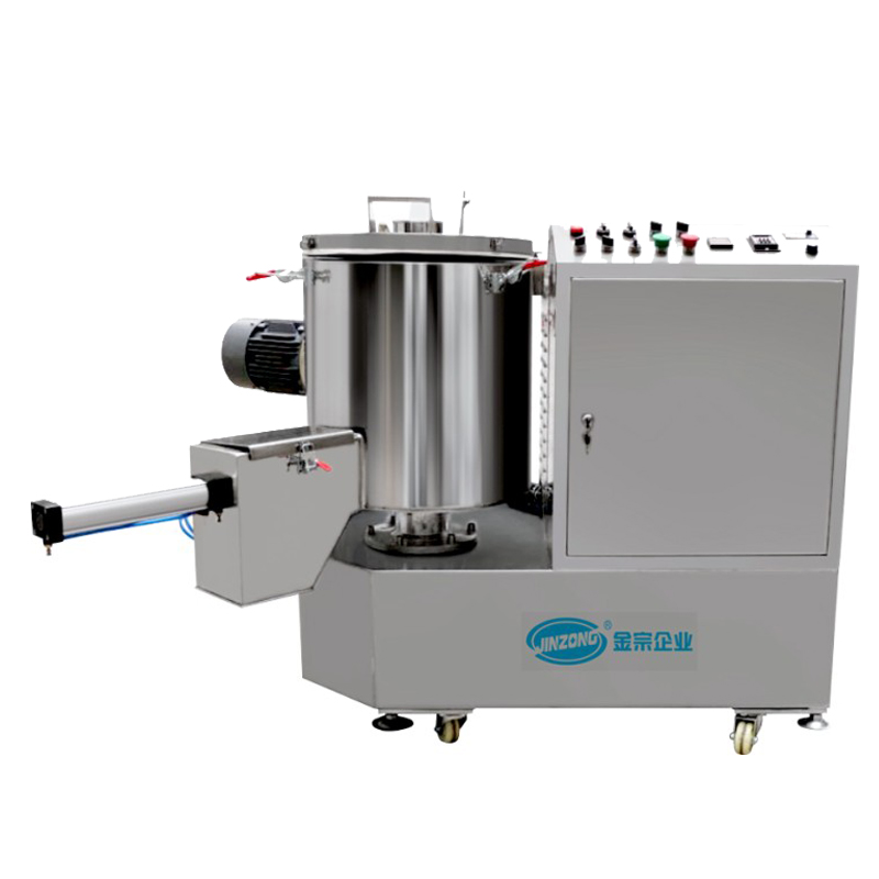 SHR Series Speed Mixing& Chalking Machine
