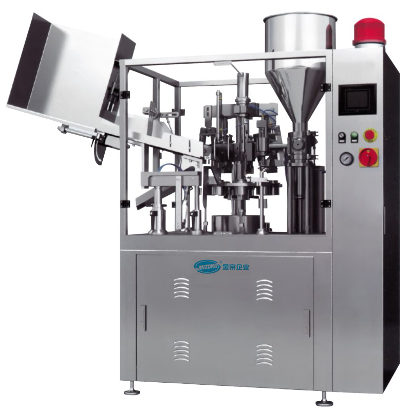 Automatic Tube Filling And Sealing Machine
