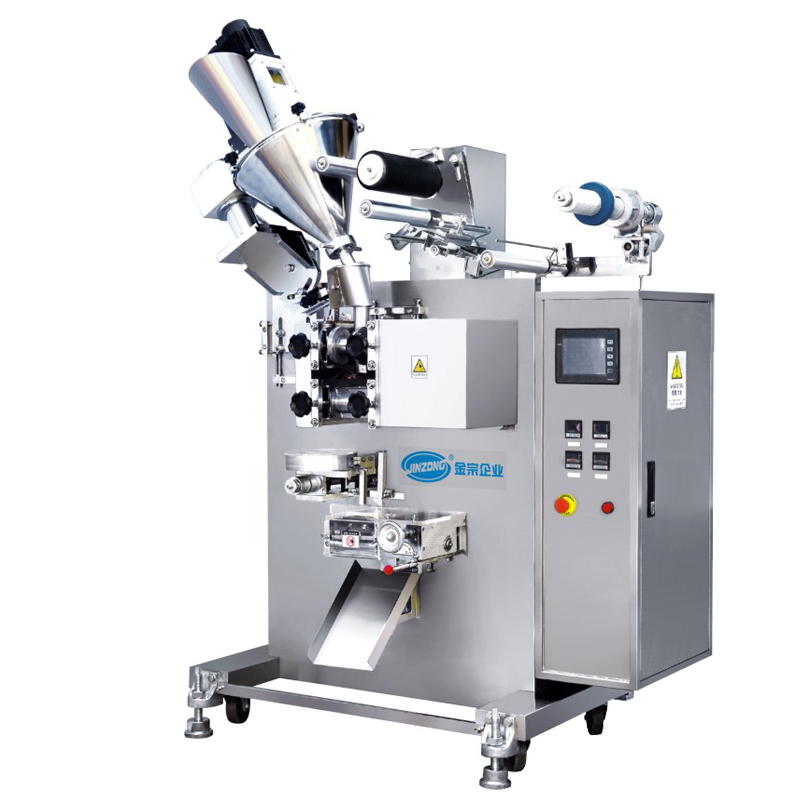 Fully-auto Powder Shaft Roling Type Sachet Packing Machine