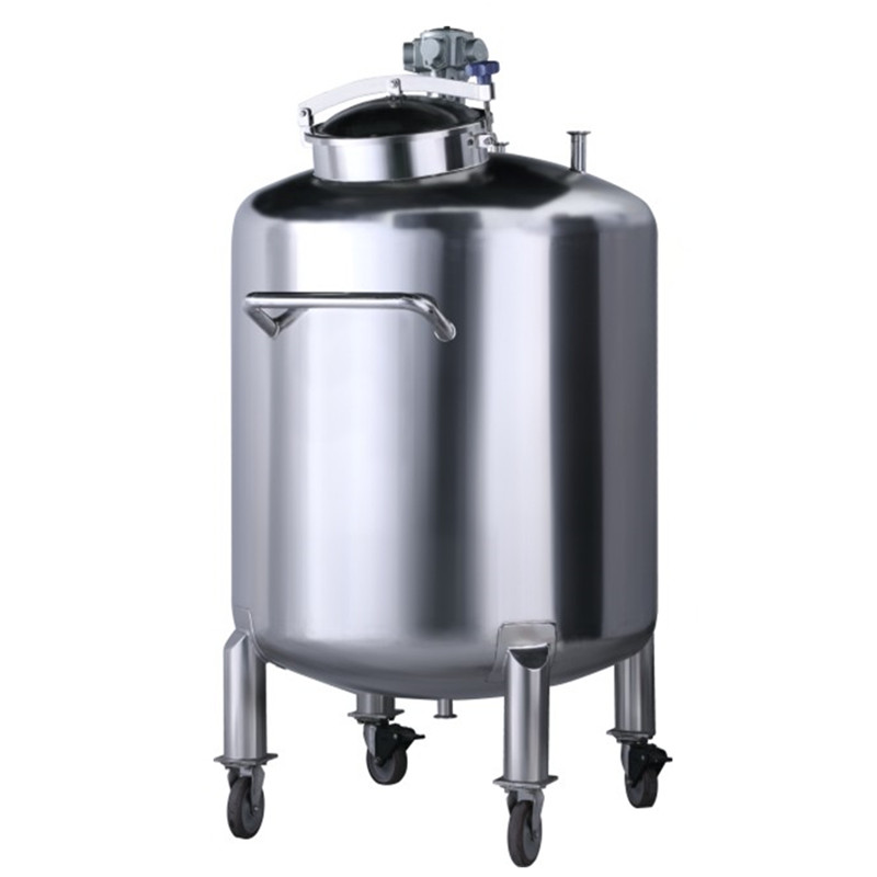 Movable Storage Tank (With pneumatic Mixing)