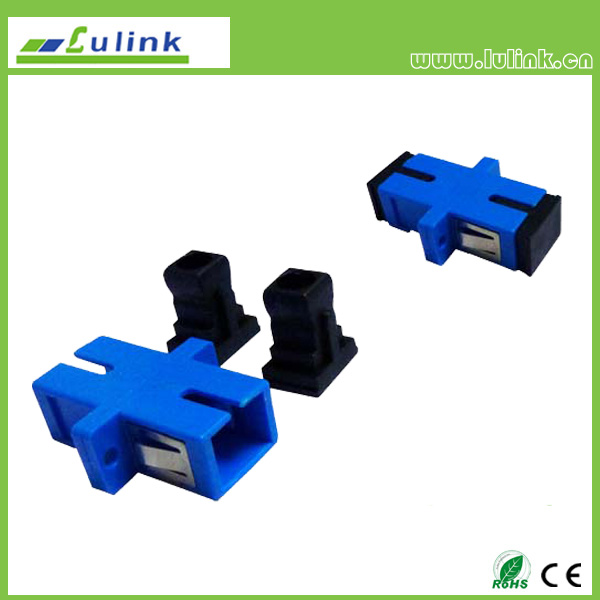SC Fiber Optic Adapter SM SIMPLEX