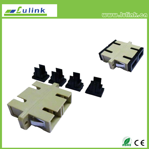 SC Fiber Optic Adapter MM DUPLEX