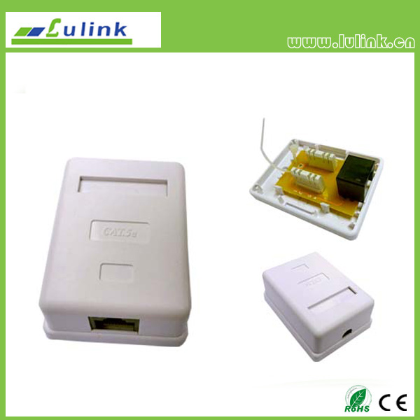 Cat5e Surface Mounted Box