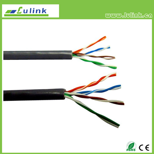 CAT5E UTP LAN CABLE ,SOLID