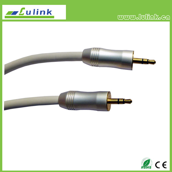 3.5mm stereo cables connector M/M