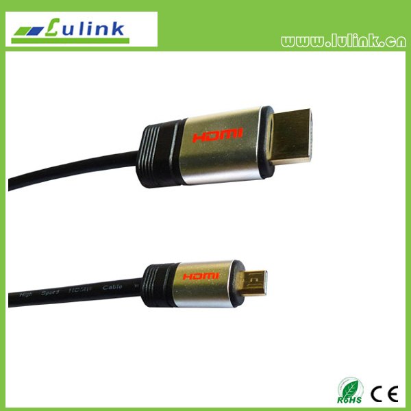 Micro type HDMI M to M Cable