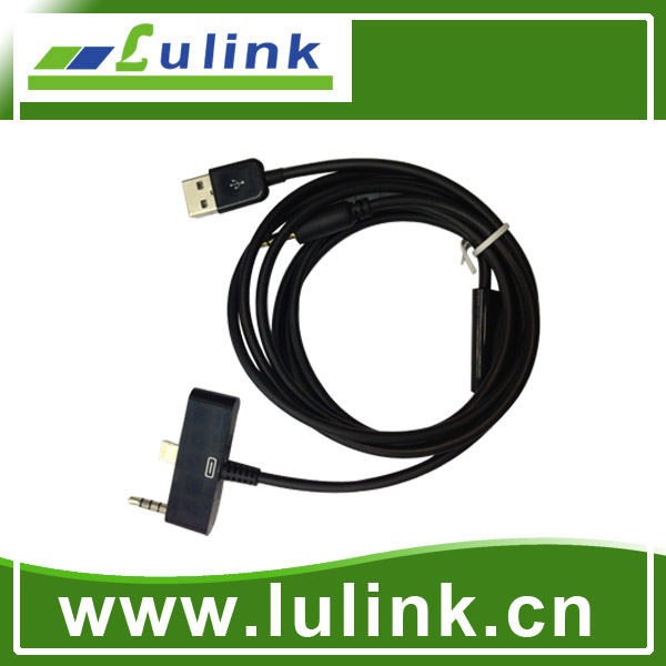 Iphone 5 Car audio cable