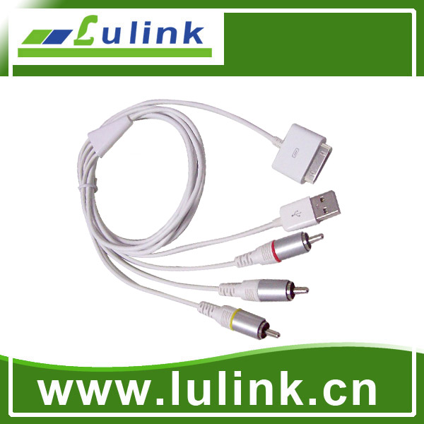 Iphone 3GS AV cable