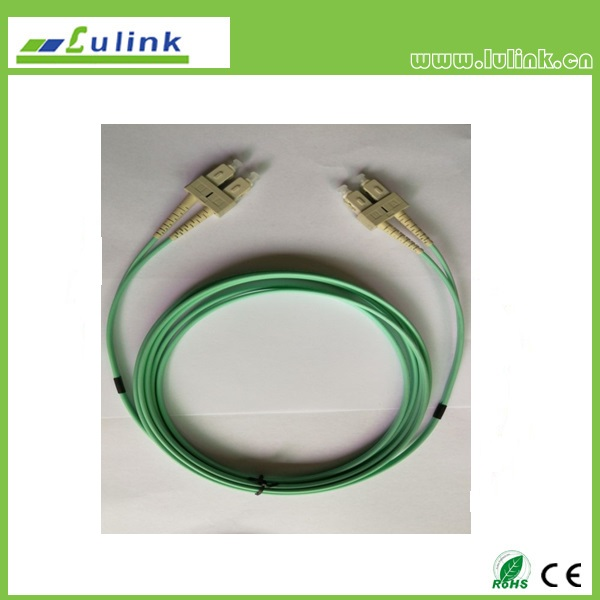 LK03SCSC402   SC/UPC-SC/UPC Duplex Fiber Optic Patch Cord