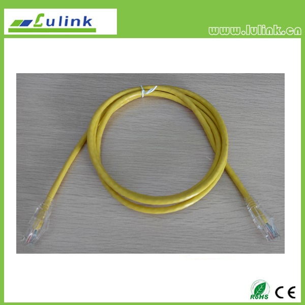 LK-U6PCCB001A   PATCH CORD RJ 45 ‐ CAT.6 ‐ U/UTP