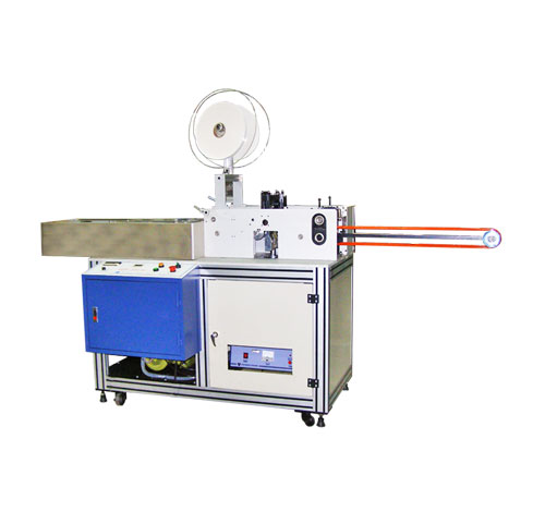 Mask strap machine