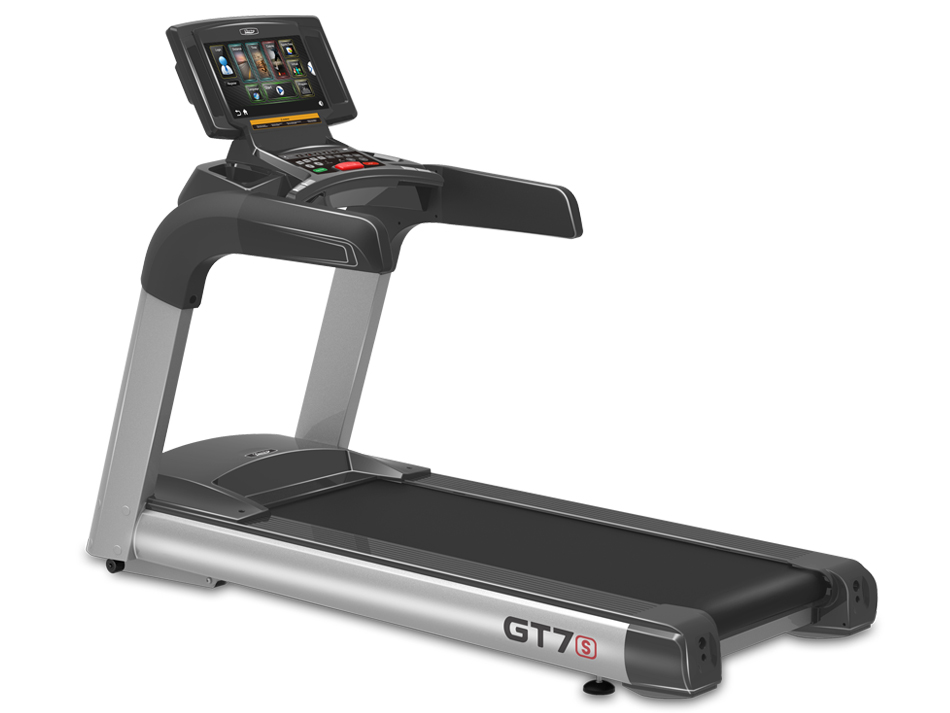 GT7As Android Commercial Motorized Treadmill