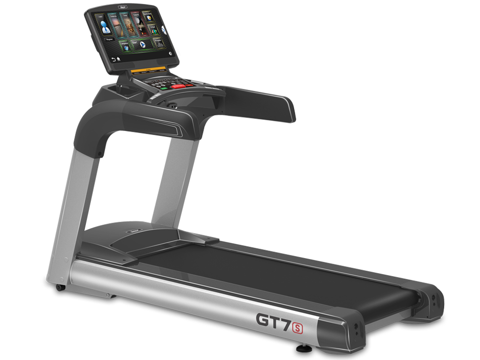 GT7As Plus Smart Android Commercial Motorized Treadmill